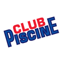 PISCINE CLUB  vector