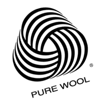 Pure Wool  vector