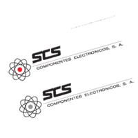SCS comp electronicos vector