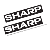 SHARP audio vector