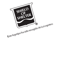 SHIELD OF SHELT  vector