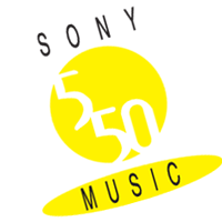 SONY 550 MUSIC  vector