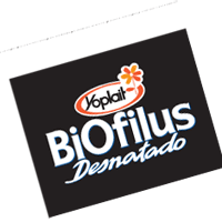 yoplait biofilus 2 vector