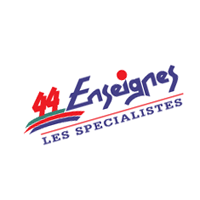 44 Enseignes preview