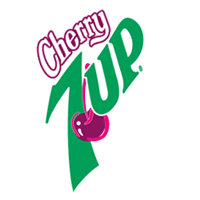 7UP CHERRY 1 vector