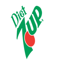 7UP DIET 2 vector