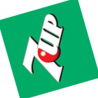 7Up 60 vector