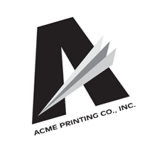 ACME Printing vector