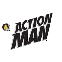 ACTION MAN BRAND 1 vector