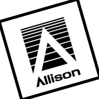 ALLISON SIGN vector