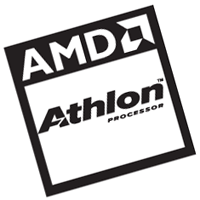 AMD Athlon processor 35 vector