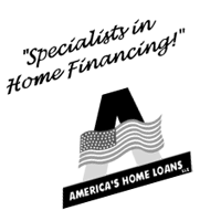 AMERICAS HOME LOANS vector