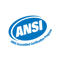 ANSI Accredited Certification Program preview