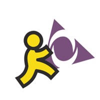 AOL Instant Messenger vector