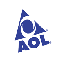 AOL international 240 vector