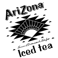ARIZONA ICE TEA vector