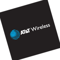 AT&T Wireless 121 vector