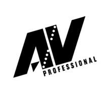 AV PROFESSIONAL vector