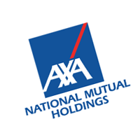 AXA National Mutual Holdings vector