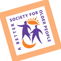 A Better Society For Older People vector