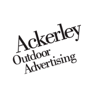 Ackerley Outdoor Advertising vector