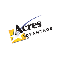 Acres Advantage vector