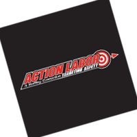 Action Labor vector