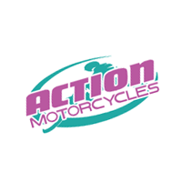 Action Motor Cycles vector