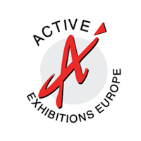 Active Exhibitions Europe vector