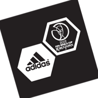 Adidas - 2002 World Cup Sponsor vector