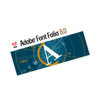 Adobe Font Folio vector