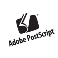 Adobe Postscript preview