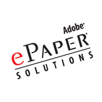 Adobe ePaper Solutions vector