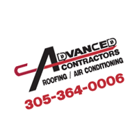 Advanced Contractors vector