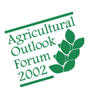 Agricultural Outlook Forum vector