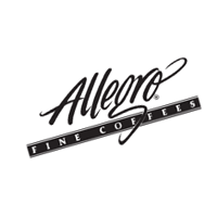 Allegro Fine Coffees vector
