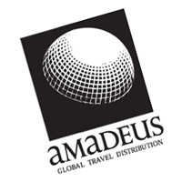 Amadeus Global Travel Distribution vector