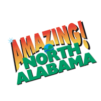 Amazing! North Alabama vector