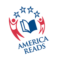 America Reads vector
