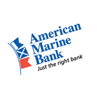 American Marine Bank vector