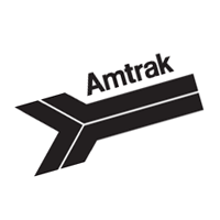 Amtrak 168 vector
