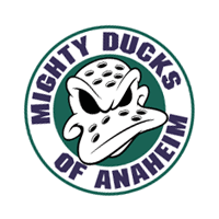 Anaheim Mighty Ducks 185 vector