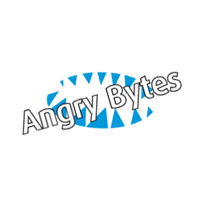Angry Bytes vector
