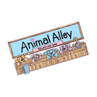 Animal Alley vector