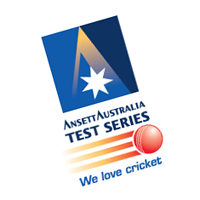 Ansett Australia Test Series vector