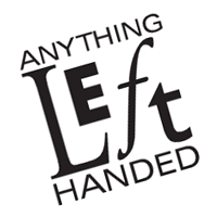 Anything Left Handed vector