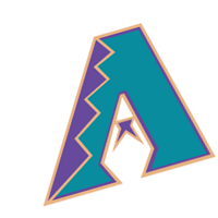 Arizona Diamond Backs 398 vector