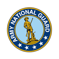 Army National Guard vector