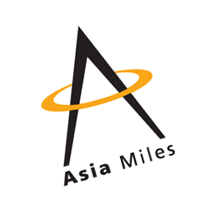 Asia Miles vector