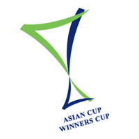 Asian Cup Winners Cup vector